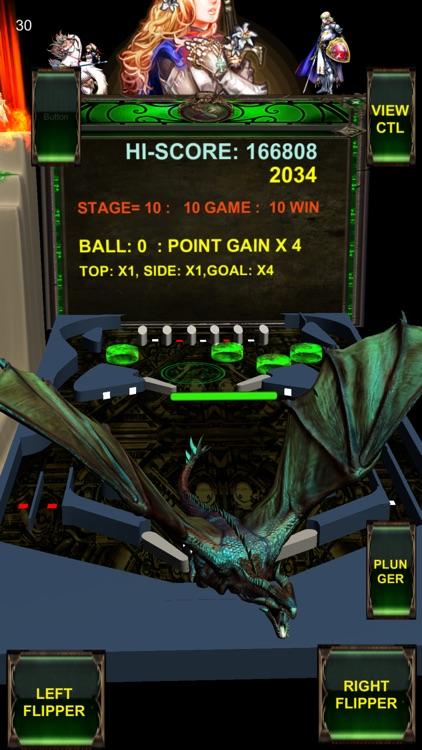 Monster Battle of Pinball screenshot-3