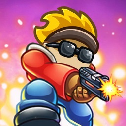 Zombies vs. Monster - Top Free City Tower Defense Shooting Game