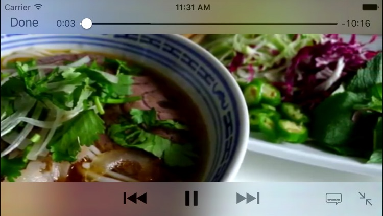 Best Vietnamese Food Recipes with Cooking Video Instructions screenshot-3