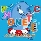 phonetic alphabet learn to read- educational app for all about kids icon