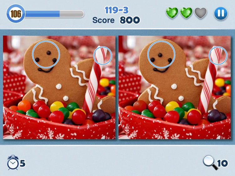What's the Difference? HD ~ spot the differences·find hidden objects·guessing picture games screenshot-4