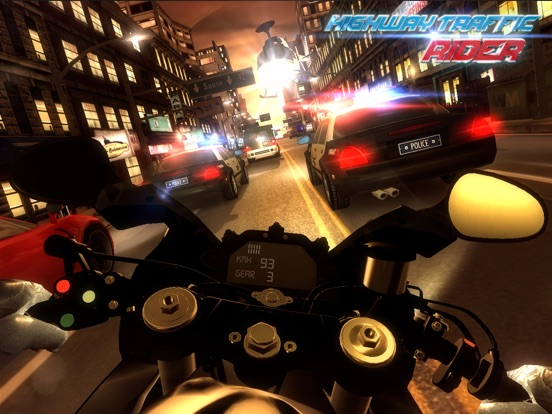 Highway Traffic Rider 3D для iPad