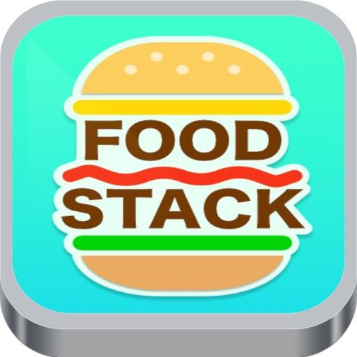 Food Stack Fun Game
