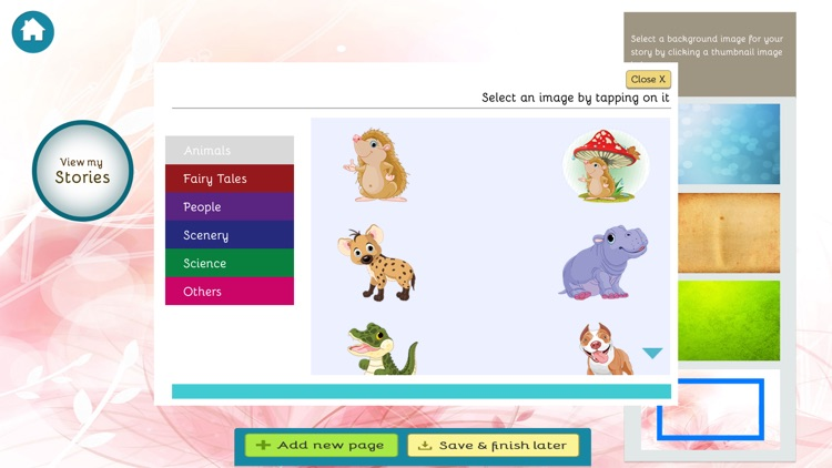 Pony Tales: Short stories for kids to read & write screenshot-4