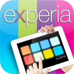 Experia IRiS+ App