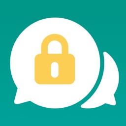 Password locker for whatsapp