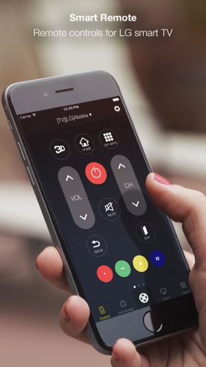 Smart Remote for LG Smart TVs on the App Store