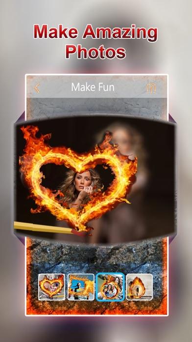 Screenshot of Pip Photo Fun Box - diversi fotogrammi, Effetti e prendere in giro extra con PIP Camera Edit.or1