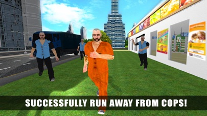 Super-Market Prison Escape 3D: Police Chase & Truck Driving Game screenshot four