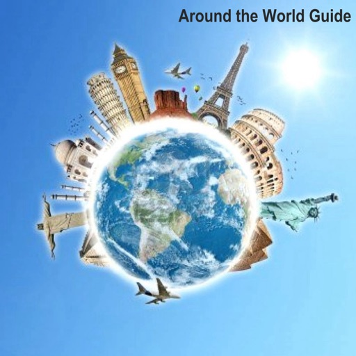Around the World:Travel Guides icon