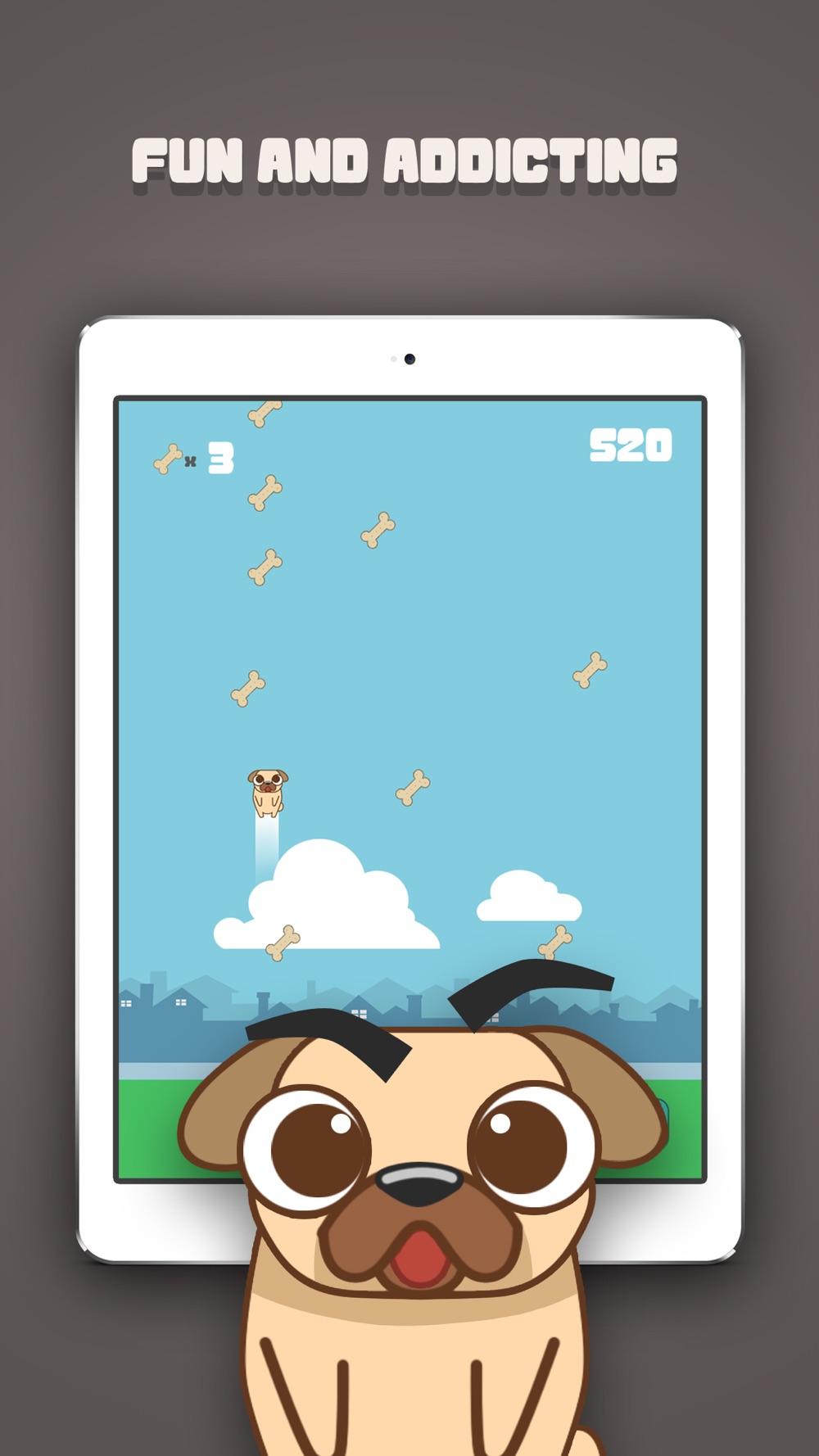 Fly Pug Fly Cheat Codes