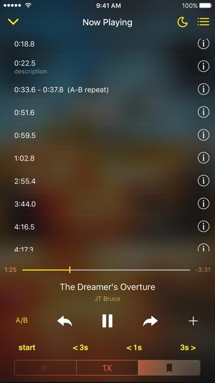 SpeedUp Player Pro screenshot-3