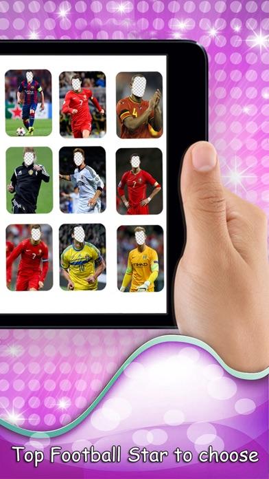 Iswap面臨著2016年歐元 - 更換或Modiface用最好的足球明星Player.s屏幕截圖2