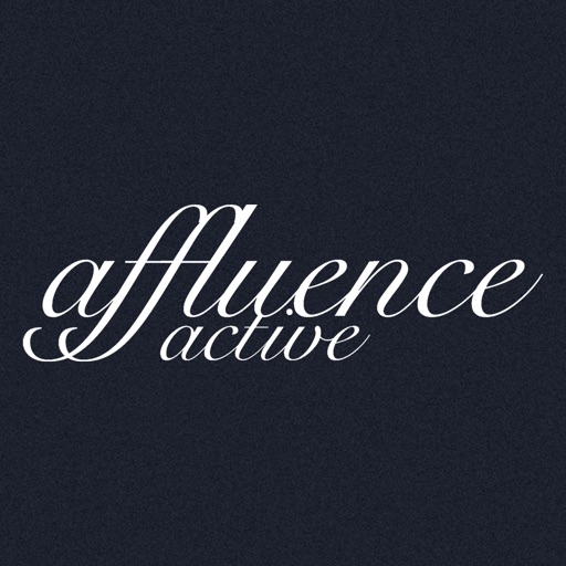 Affluence Active icon