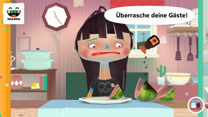 Screenshot for Toca Kitchen 2 in Germany App Store