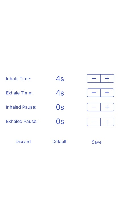 Breathe Easy - Paced Breathing screenshot-3