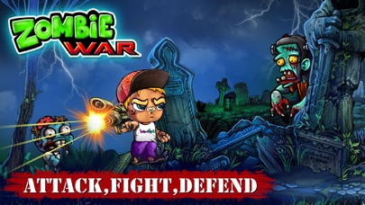 Zombie War - Save The World screenshot three