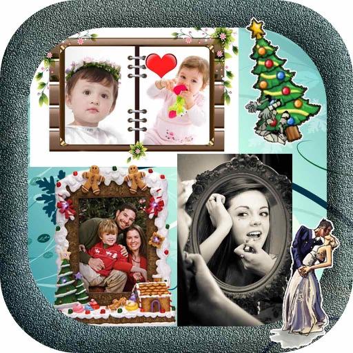 Photo Frame Of Christmas,Love & Happy NewYear iOS App