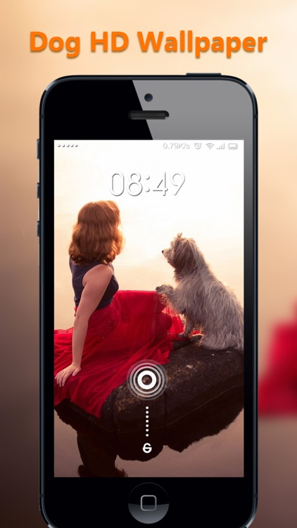 Dog Wallpapers & Backgrounds HD - Home Screen Maker with Cute Themes of Dog Breeds screenshot-4