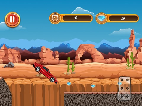 レースゲーム 子供のための  子供のための車のレースゲーム シンプルで楽しいです !のおすすめ画像1