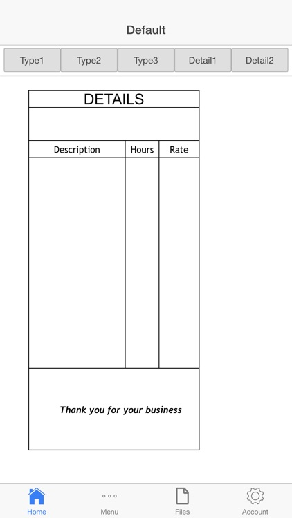 Auto Repair Invoice screenshot-4