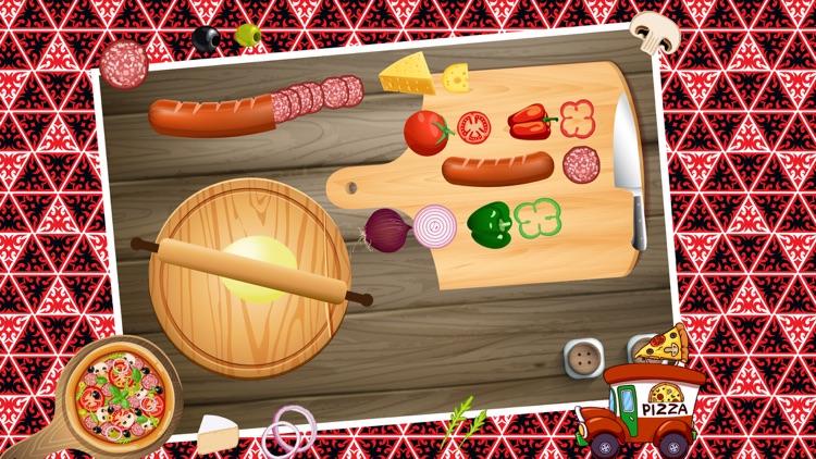 Pizza Maker - Italian Cooking game screenshot-3