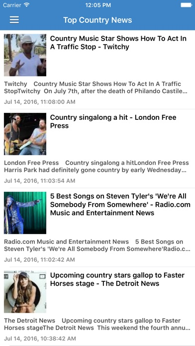 how to download free country music