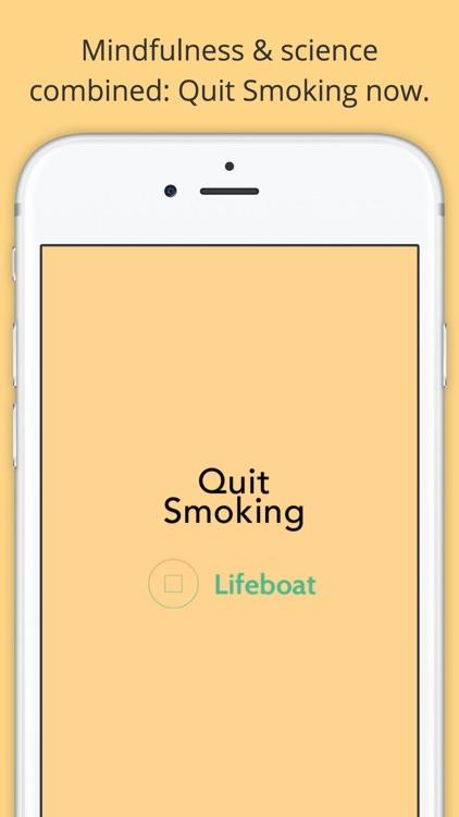 Lifeboat - Quit Smoking