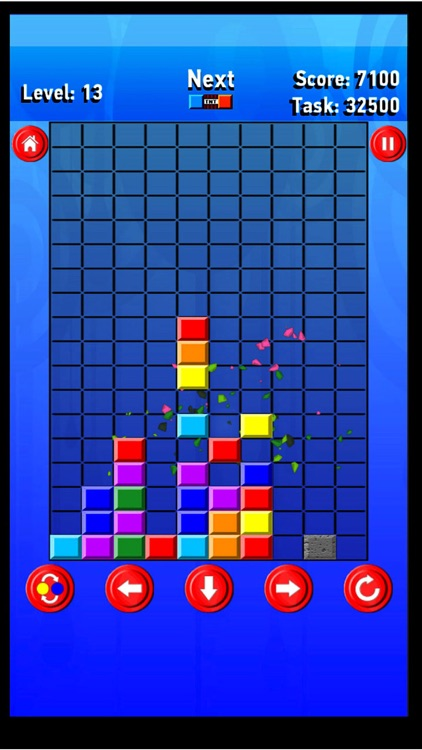 Blocks Game Free - Block Puzzle screenshot-3
