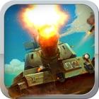 Violence Tank - steel war icon