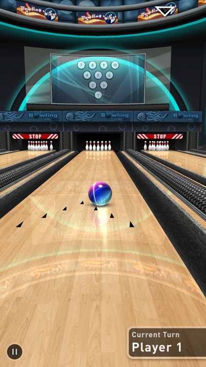 Bowling Game 3D HD screenshot-3