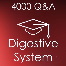 Digestive System 4000 Notes & Quiz for Exam Preparation