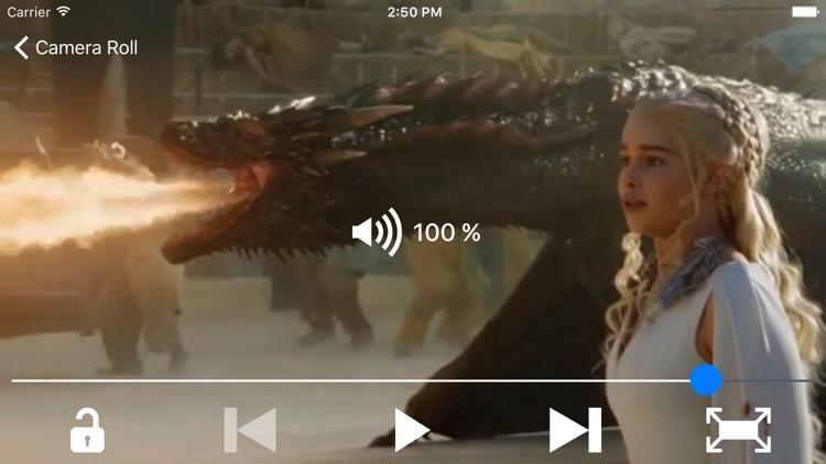 vPlayer - Play HD videos