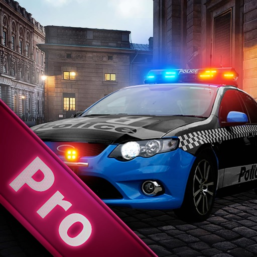 Chase Speed Simulator PRO - Xtreme Racing Police icon