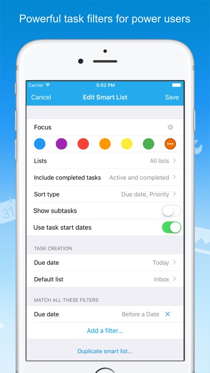 Todo Cloud: To-Do List and Task Manager screenshot-4
