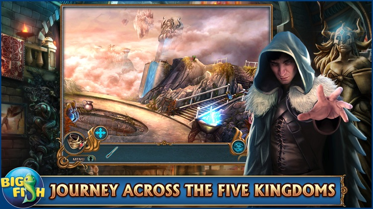 Nevertales: Legends - A Hidden Object Adventure (Full) screenshot-0