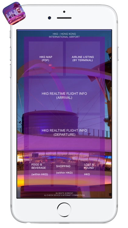 HKG AIRPORT - Realtime, Map, More - HONG KONG INTERNATIONAL AIRPORT