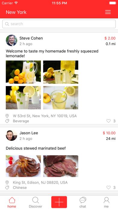 Waycook:Homemade Food Near You 用于PC