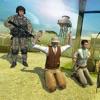 人質を解放する人質救出部隊 Ops: シュート誘拐犯
