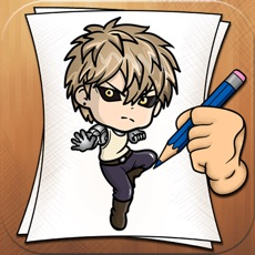 Activities of Learning To Draw One Punch Man Edition