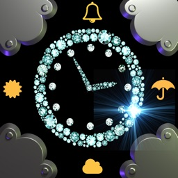 Time Clock-Weather Forecast Free
