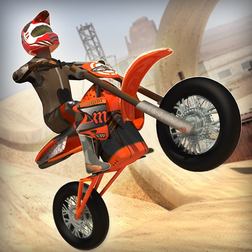 Moutain DirtBike Racing Game For Free By