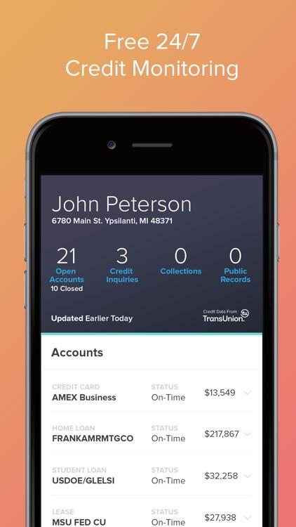 WalletHub – Free Credit Report, Score & Monitoring screenshot-3