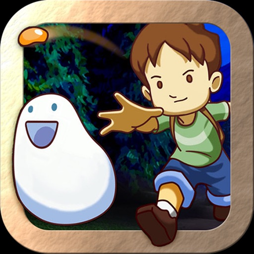A Boy and His Blob icon