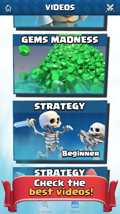 Best Guide for Clash Royale - Deck Builder & Tipsのおすすめ画像5