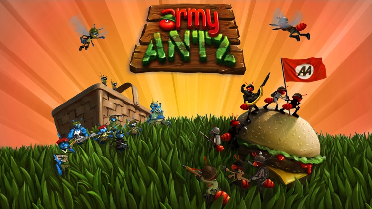 Army Antz™ screenshot-0