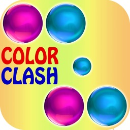 Color Clash - Free Addictive Colour Puzzle Game