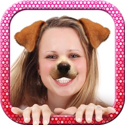 Puppy Face Photo Editor – Cute Camera Stickers and Funny Animal Head Changer Montage Maker