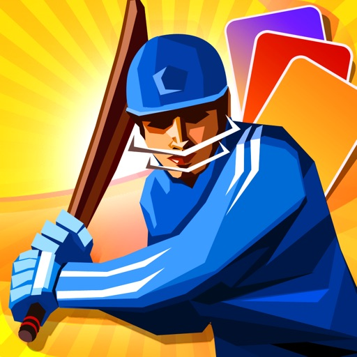 Cricket Card Battle