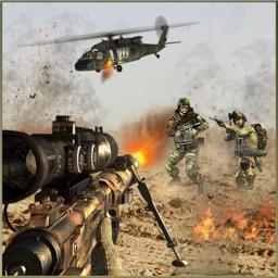 Elite Sniper Frontline Shooter Assassin - Modern Army War Strike 3D